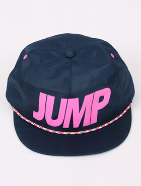 jump snapback ; nv [ 2color / free size ] 점프 스냅백